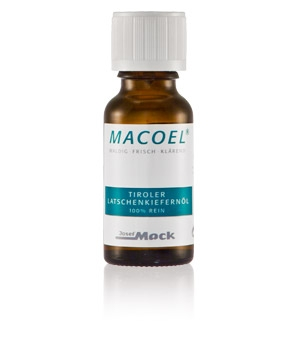 Macoel mountain pine oil 20 ml